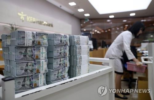 韩5月外储近4000亿美元 连续3个月刷新高