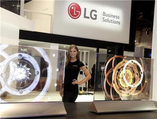 LG电子Signage创新产品亮相美国InfoComm展