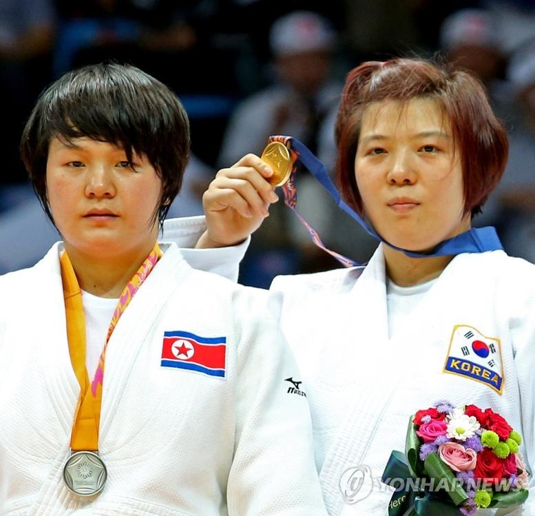 大韩柔道会:韩朝将组联队参加东亚柔道锦标赛