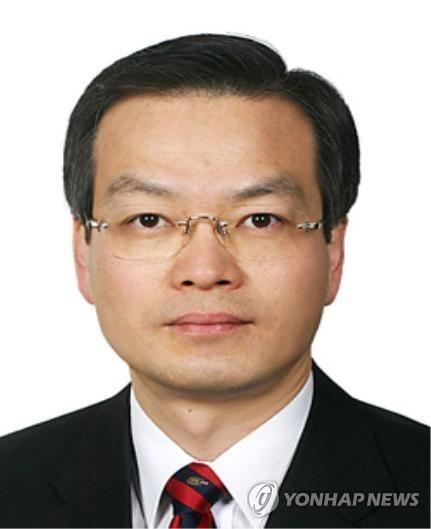 资料图片:许益范律师(韩联社/大韩律师协会提供)