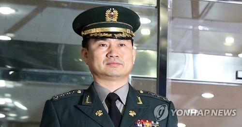 韩军向朝方通报将军级会谈代表团名单