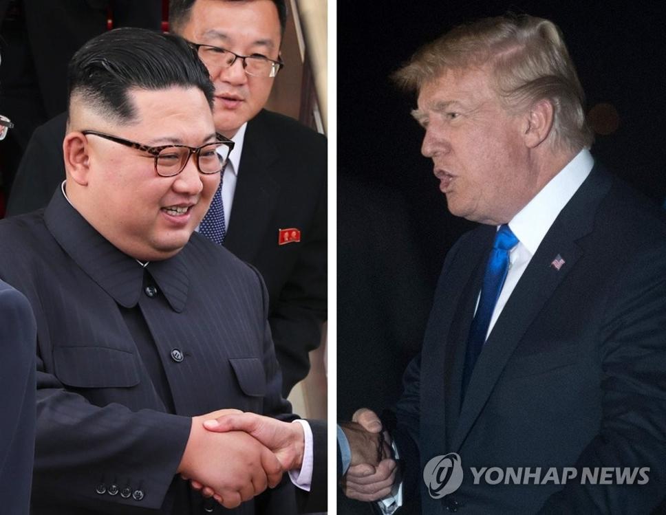 特朗普发推文:美朝能否达成协议即将见分晓