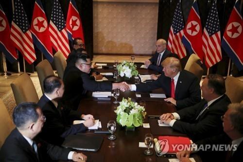 朝鲜外交高层总动员列席金特会扩大会谈