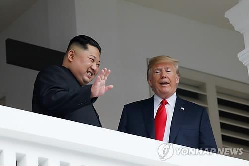 详讯:朝美领导人会谈结束 双方共进午餐