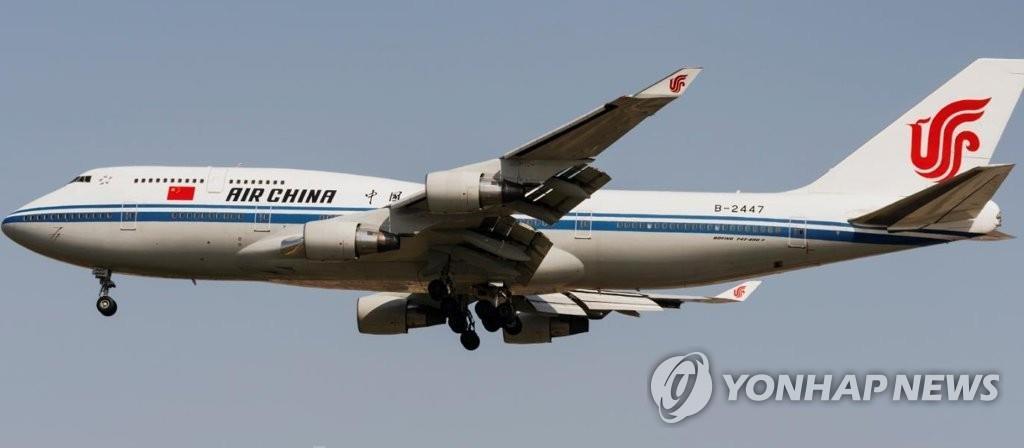 详讯:金正恩利用的中国专机从北京飞往新加坡