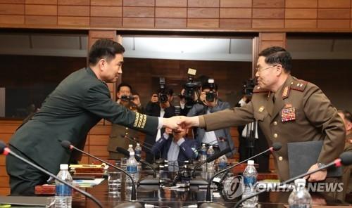 详讯:韩朝决定完全修复军事通信线路