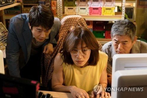 韩国票房:本土片《侦探:归来》居榜首
