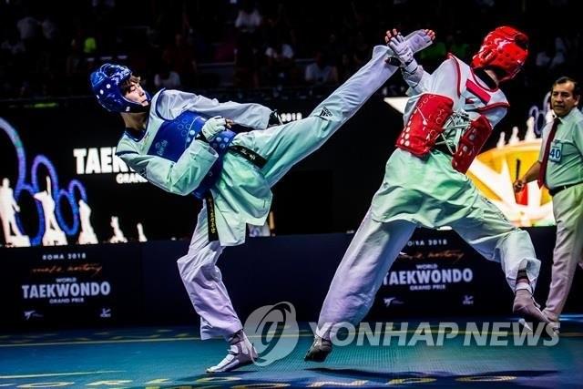 韩政府力推跆拳道生活化与职业化 - 2