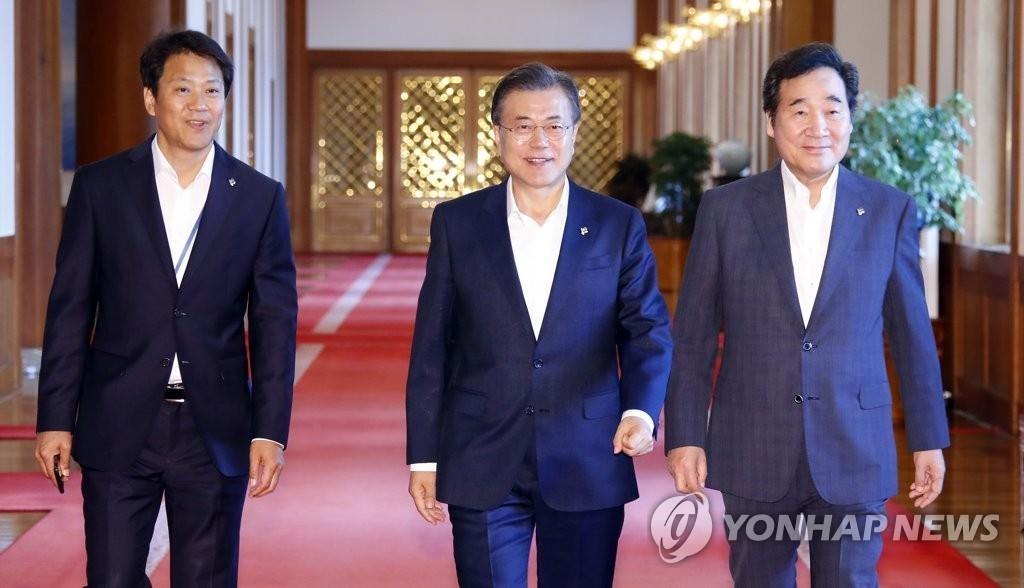 韩内阁改组成关注焦点 青瓦台态度谨慎