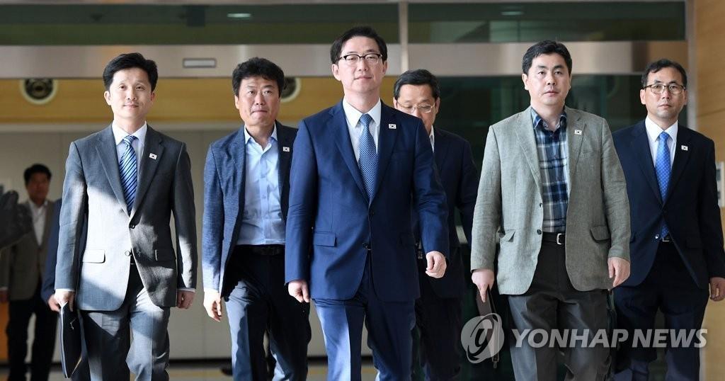 韩官民代表团下周访朝考察筹设联络事务所