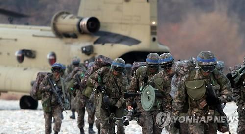 韩美停演成军费分担谈判变数