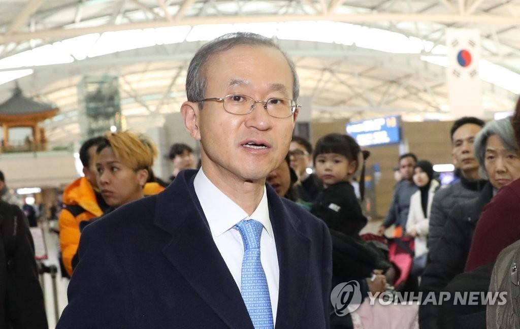 韩副外长将访美商讨朝美会谈后续措施