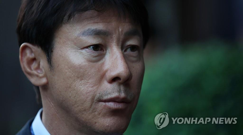 韩国足主帅:我们充满自信