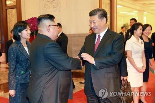 韩高官:朝中领导人会晤对半岛无核化起积极作用
