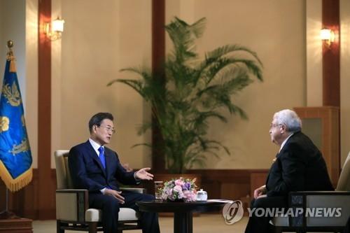 文在寅:半岛和平局势呼唤韩朝俄三边合作