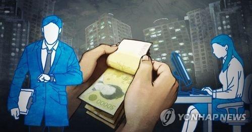 统计:韩就业形势恶化致双薪家庭比例减少