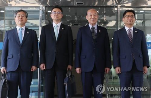 韩朝红十字会会谈今在金刚山举行