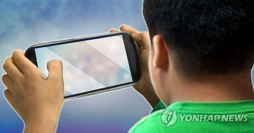调查:韩国15%青少年对网络手机依赖严重