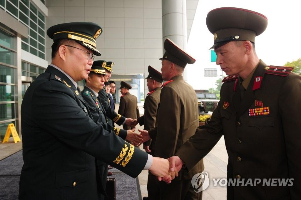 详讯:韩朝商定尽快修复军事通信线路