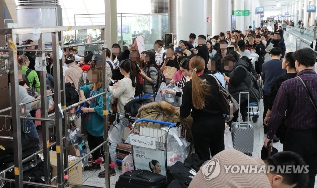 韩免税提货渠道有望多元化