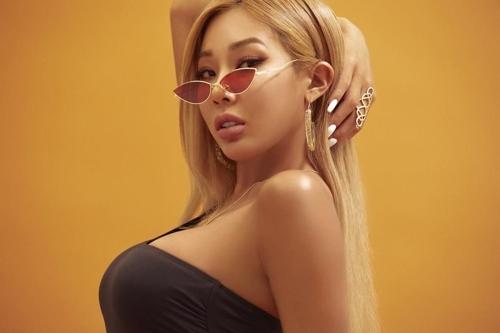 歌手Jessi将携新歌回归