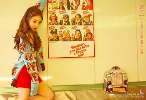 韩歌手请夏7月携迷你三辑回归