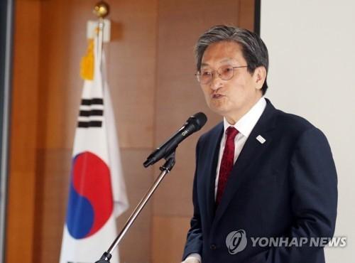 韩国驻华大使:在半岛问题上保持韩中战略沟通