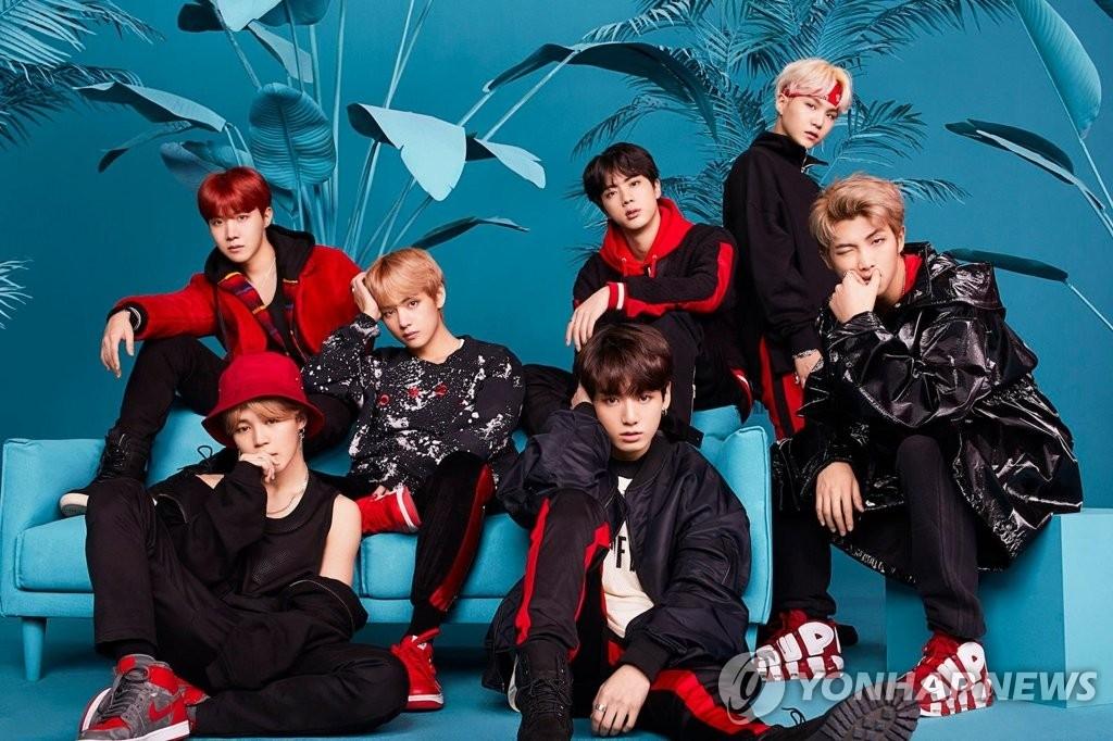 BTS连续5周挺进公告牌专辑单曲榜单