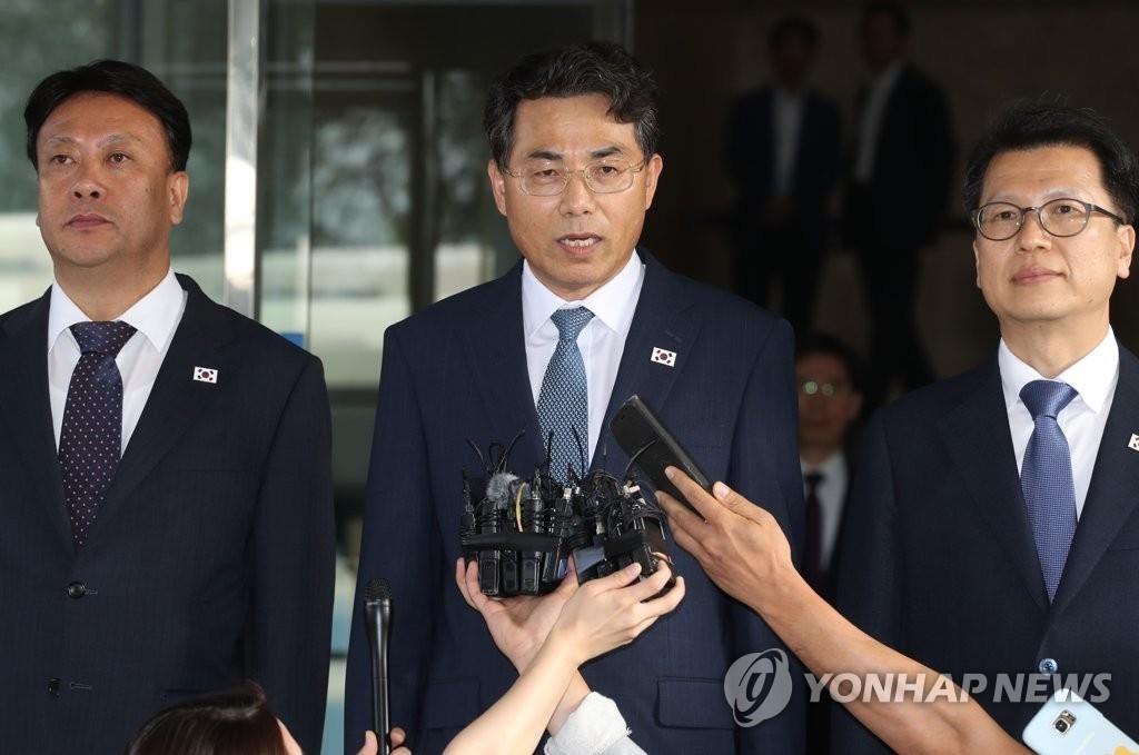 韩朝今举行公路合作小组会谈