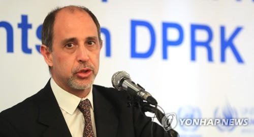 联合国朝鲜人权报告员7月初访韩