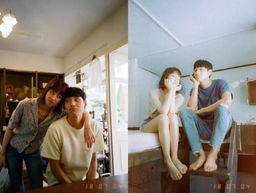 朴宝蓝七月携新歌《没关系吗》回归