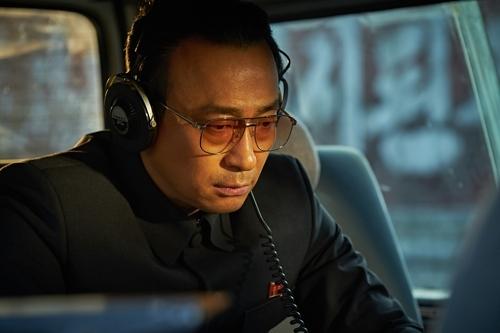《工作》剧照(韩联社/CJ娱乐提供)