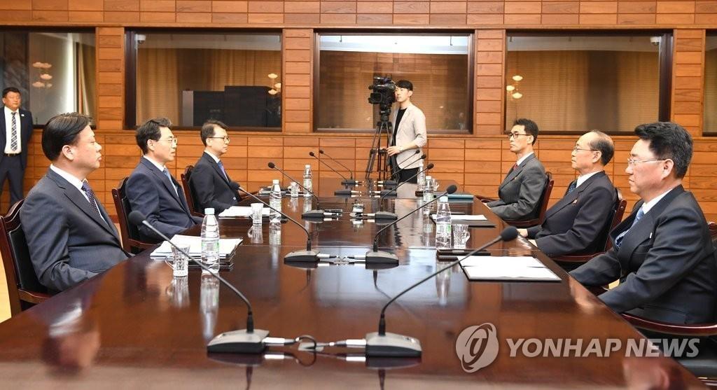 简讯:韩朝商定推进朝鲜两条公路现代化项目