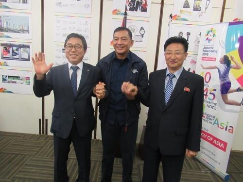 详讯:韩朝将组建三项联队参加亚运会