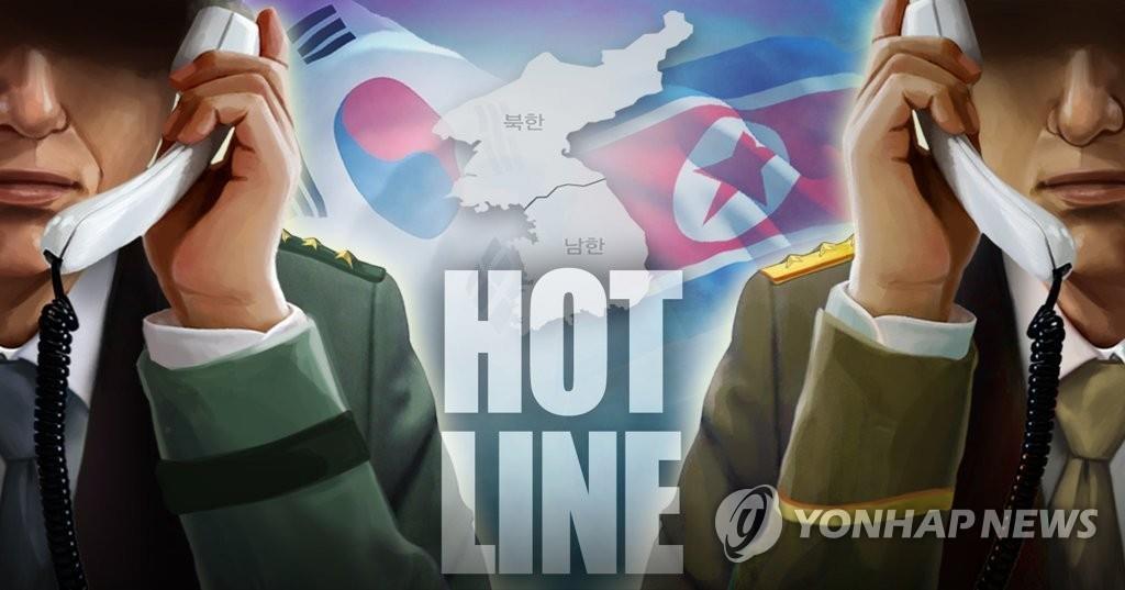详讯:韩朝海上热线重新正常启动