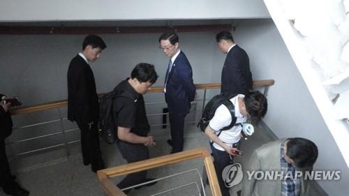 韩朝联络事务所办公楼修缮工程启动