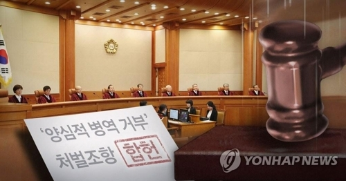 调查:六成韩国人认为替代役役期应为现役1.5至2倍