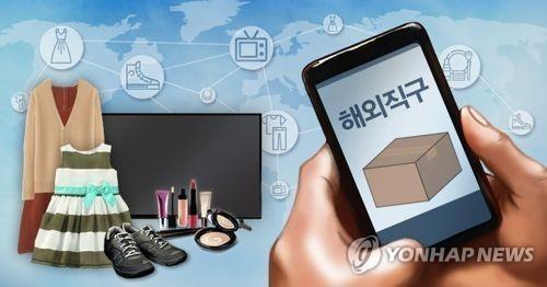 调查:韩海淘消费逐年增加归因价廉