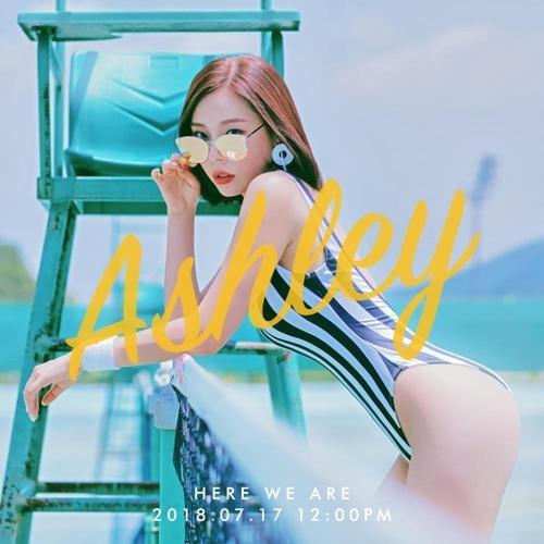 韩团LADIES'S CODE成员Ashley将首发个人单曲