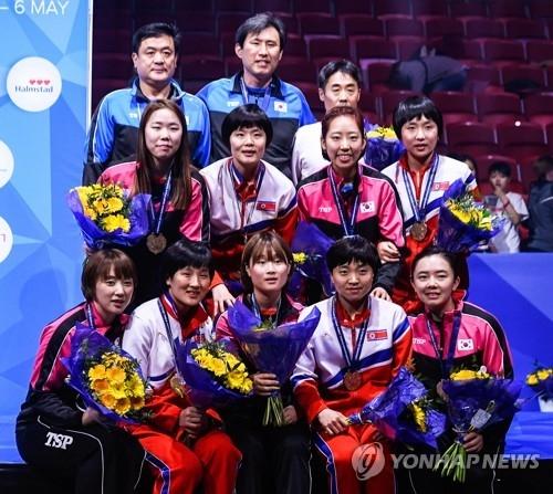 朝鲜将参加2018韩国乒乓球公开赛