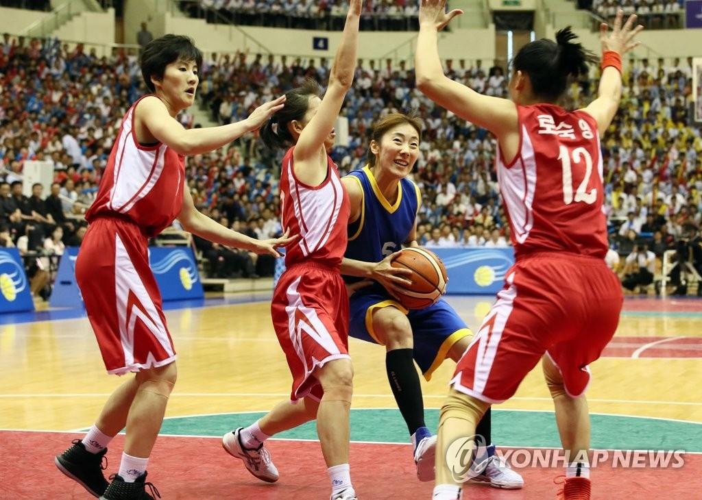 亚运会女篮分组结果揭晓 韩朝联队将迎战东道主印尼