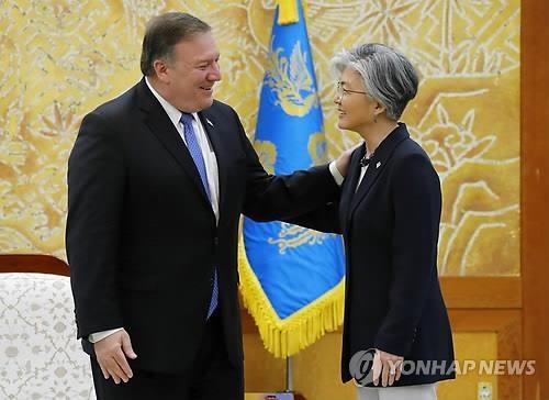 韩美外长在东京会晤