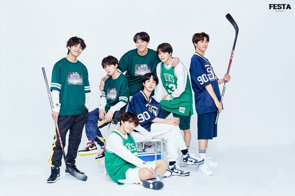 BTS综艺《奔跑吧!防弹》明首播