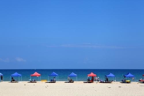 调查:韩国人夏季旅游目的地首选海水浴场