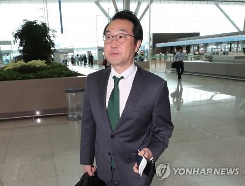 六方会谈韩方团长赴美 强调韩美合作重要性