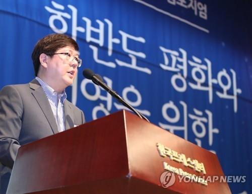 韩国批准民族和合协商会议长访朝
