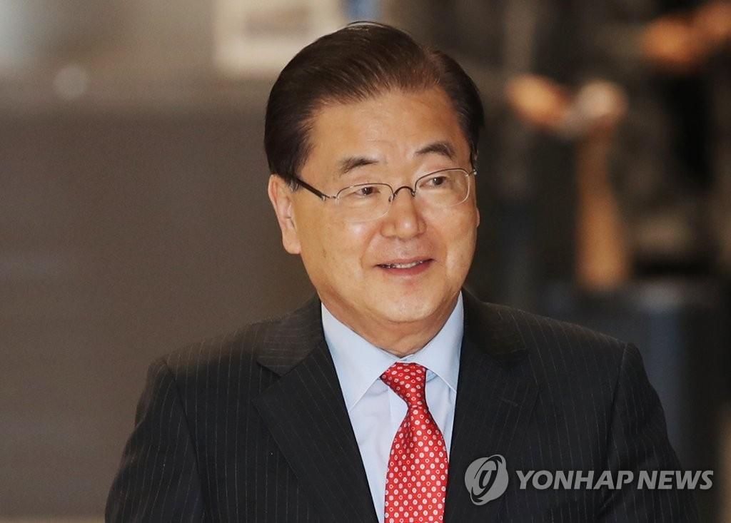 韩开国安会议总结朝美核谈判进展