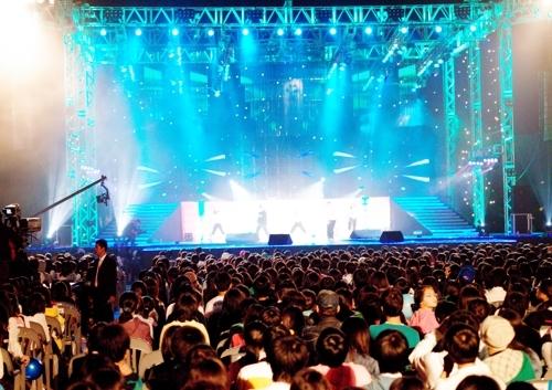 韩国安东市将办K-POP公演 偶像组合总动员
