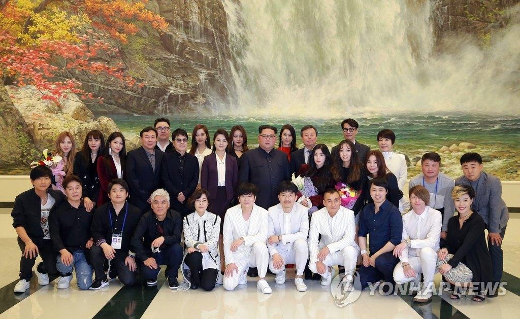 韩国向朝鲜确认韩朝首尔文艺合演日程