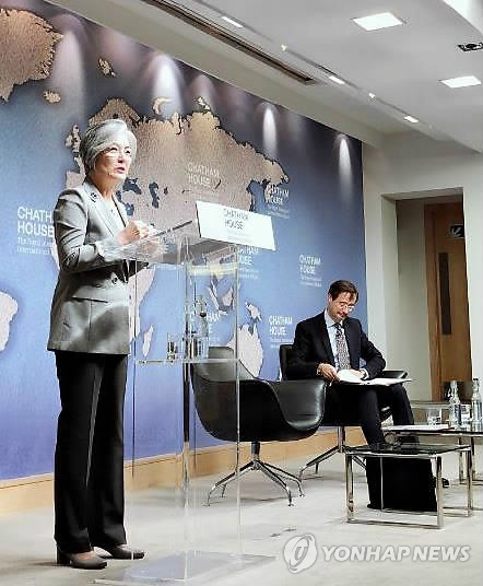 韩外长:将与朝方讨论拆除核试验场的验证程序